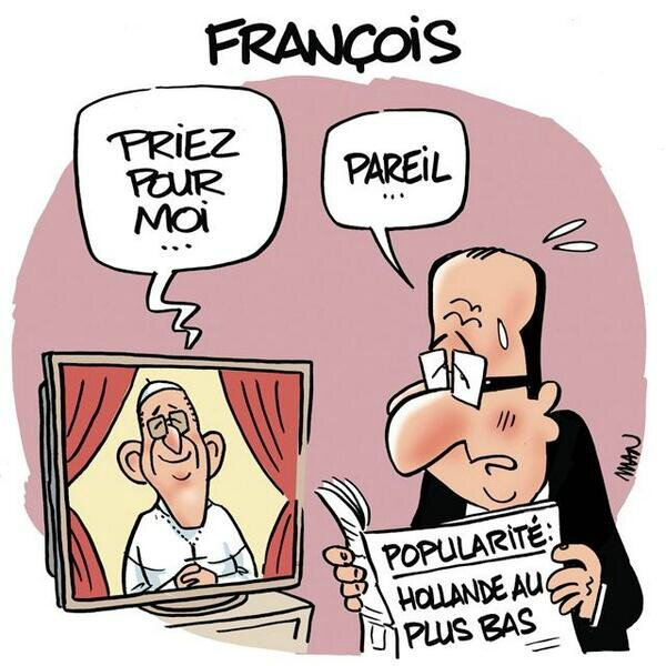 hollande humour ps enarque