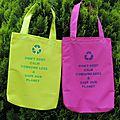 Des sacs easy toujours à portée de mains