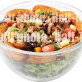 Salade kebab