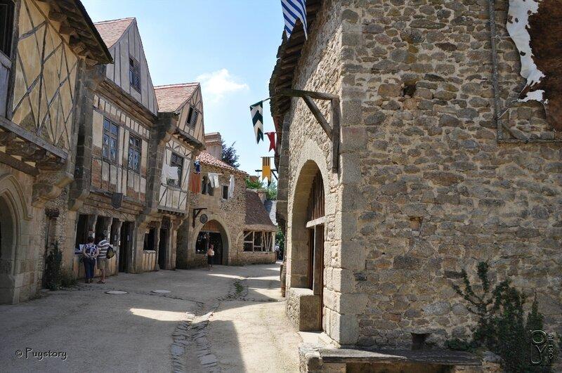 Cité Médiévale 001