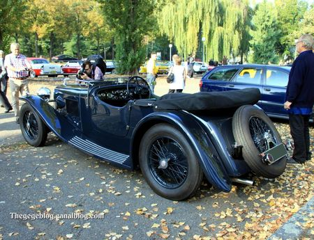 Alvis speed 20 SA de 1932 (Retrorencard octobre 2011) 02