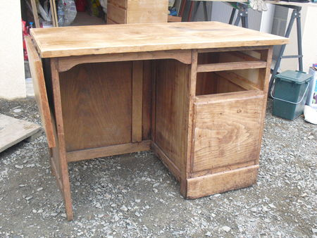 derniere acquisition latelier de la retape - Customiser Un Bureau En Bois