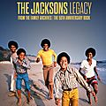 The jacksons legacy: from the family archives. the 50th anniversary book