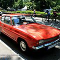 Ford capri 1300 mki (1969-1972)(37ème internationales oldtimer meeting de baden-baden)