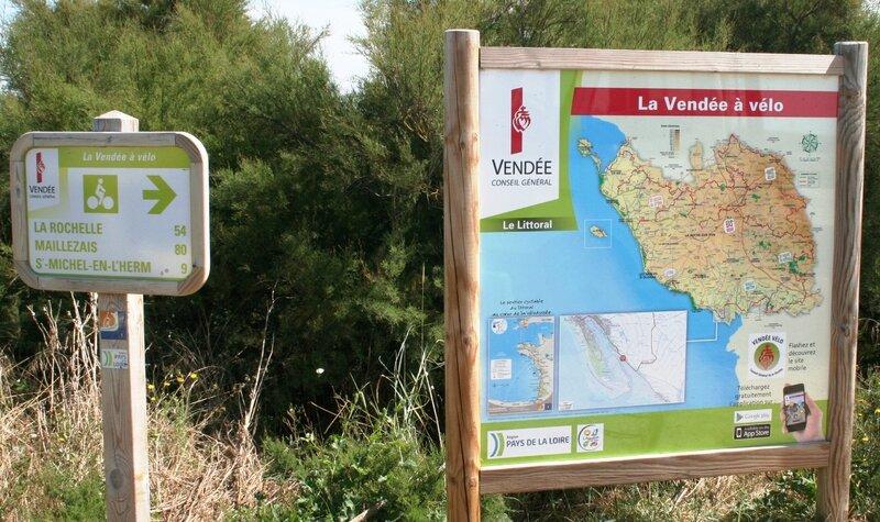 Vendée à VELO