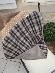 couverture gris marron étoilé (1)