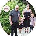 Tenues de mariage #2 ... août 2013