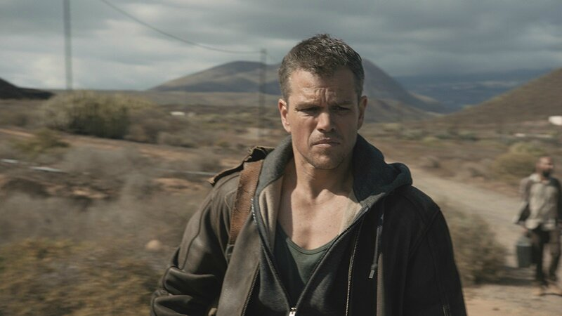 JASON BOURNE, gavage d'actions par Giannus le cactus