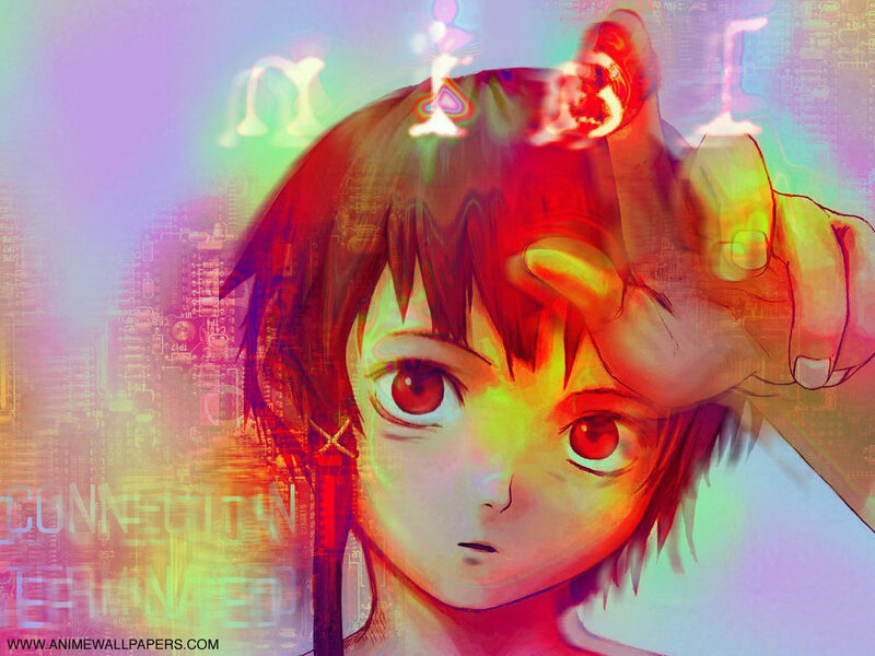 CanalBlog Anime Lain Debut