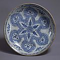 Plate, Vietnam, L dynasty (15th  16th century).