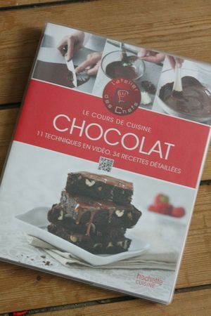 livre chocolat l'atelier des chefs blog chez requia