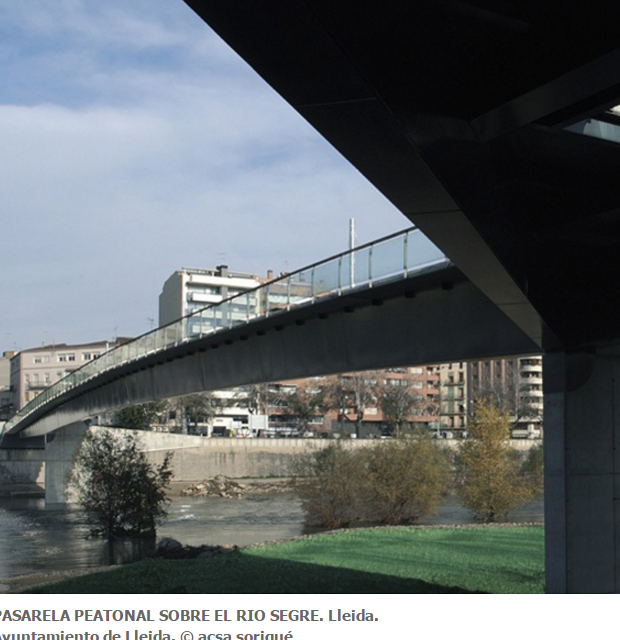pont sur le vidourle espagnol