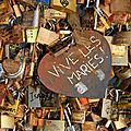 Coeur, cadenas Pont des arts_3537