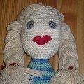 Rebecca en crochet