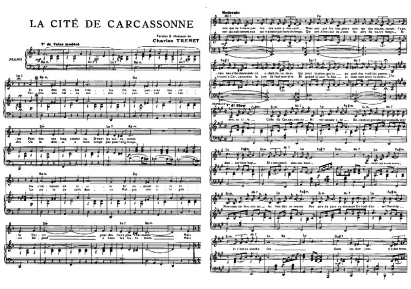 La cité de Carcassonne 01