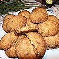 Wallnut cookies