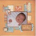 Camille 0 à la naissance