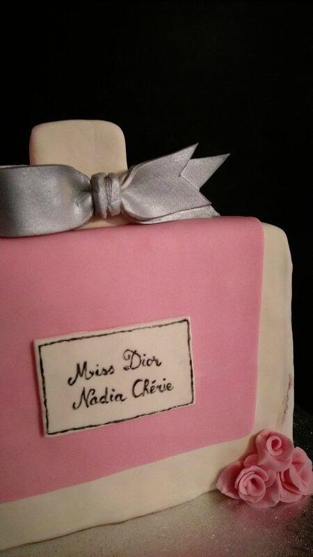 20170915 Gâteau bouteille de parfum (5)