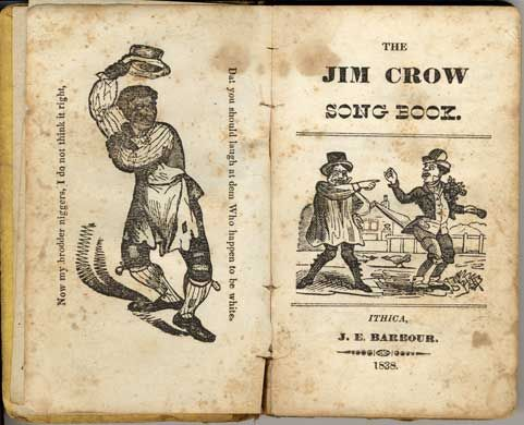 Jim crow essay