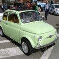 Fiat nuova 500 f 1965-1973