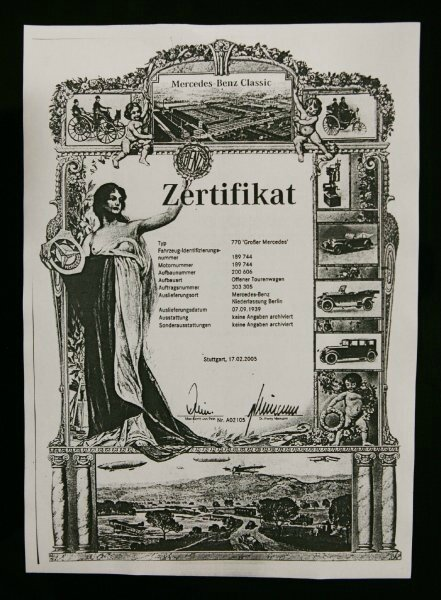 Certificate-identifies