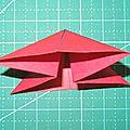 Tuto sapin origami 002