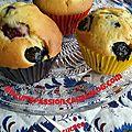 Muffins super moelleux aux fruits rouges 077