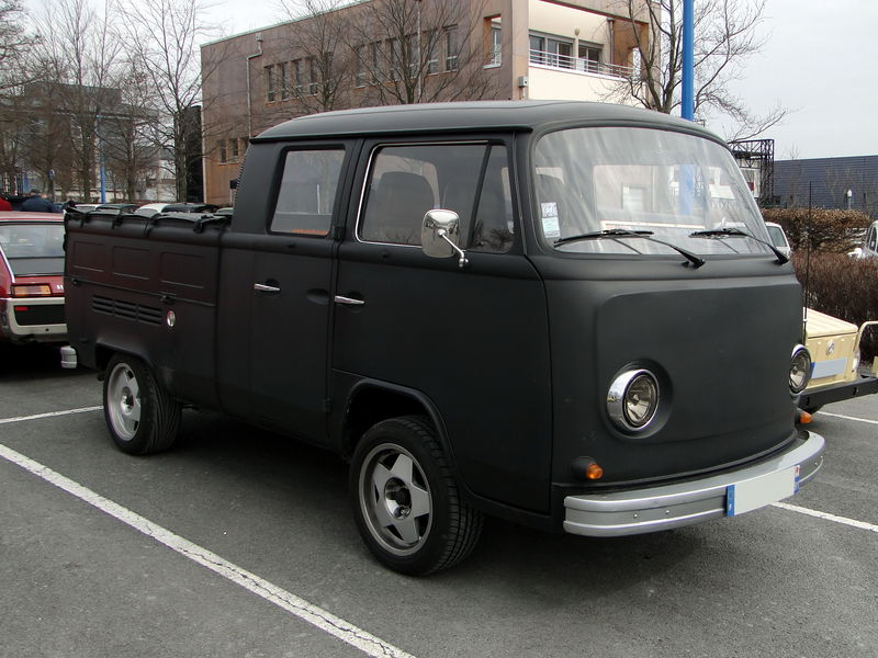 volkswagen combi t2 pickup 1967 1979 oldiesfan67 mon blog auto. Black Bedroom Furniture Sets. Home Design Ideas