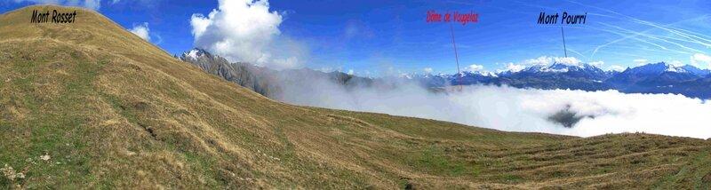 10-8-10 Du Mt Rosset au Dme de Vaugelaz - comp
