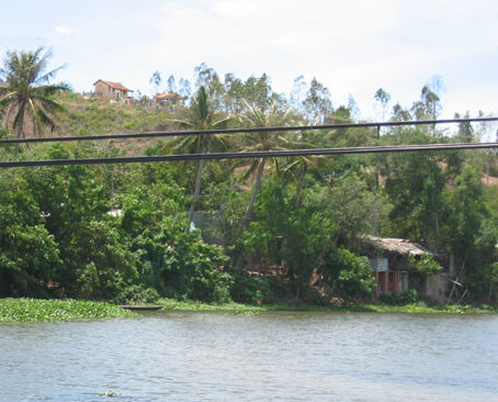 Le village de Quang Duc