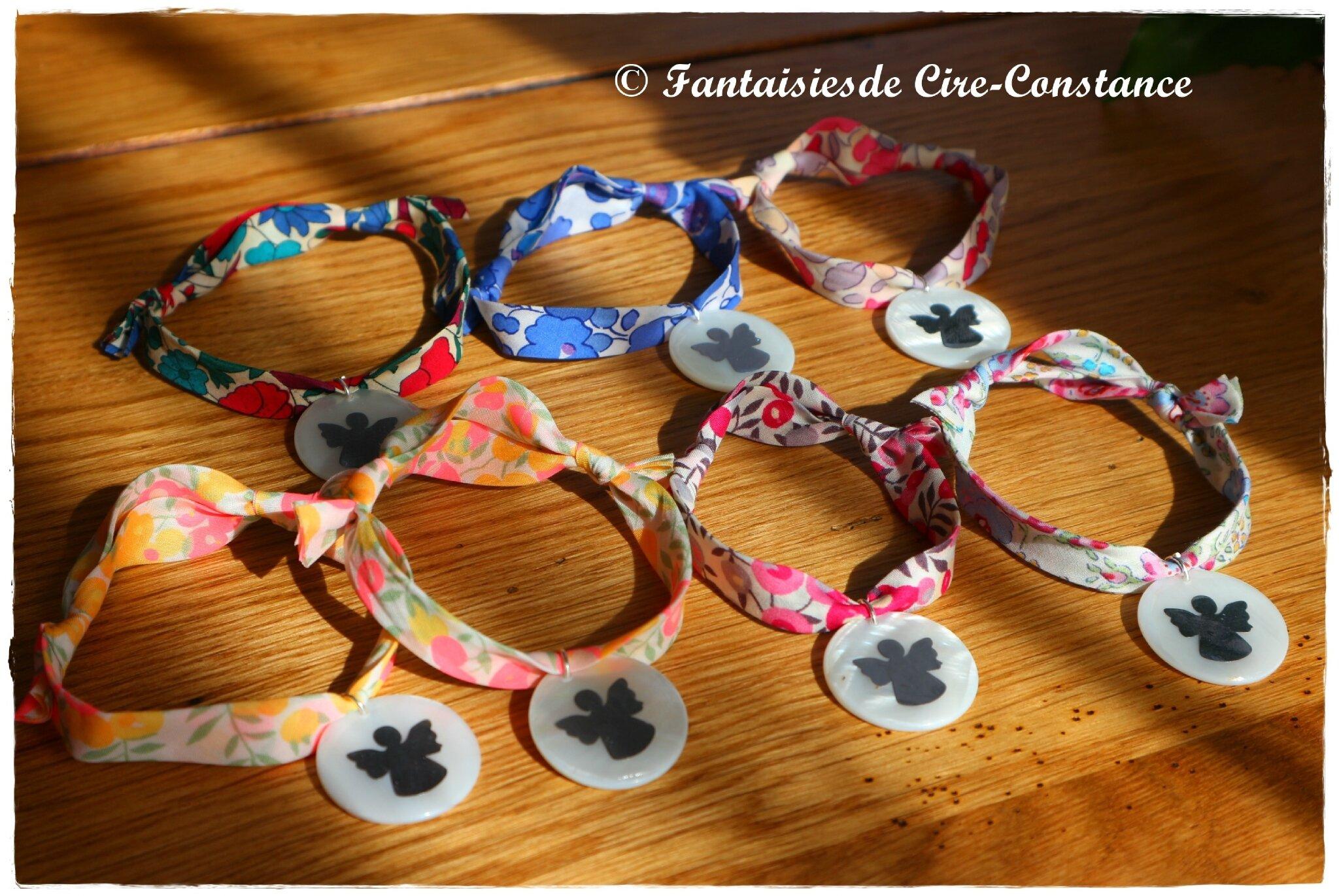 NEW : bracelets et colliers Angel