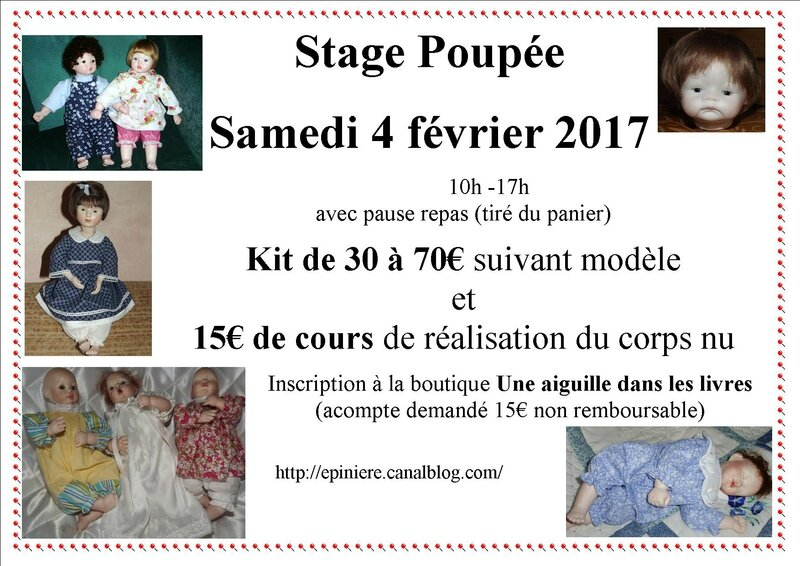 stage poupee