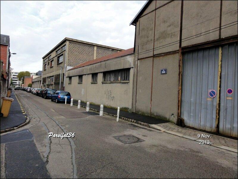 Rue Alexandre Barrabé - 2013