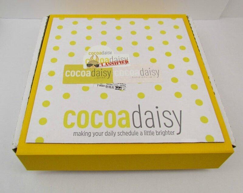 boîte cocoadaisy celma 1