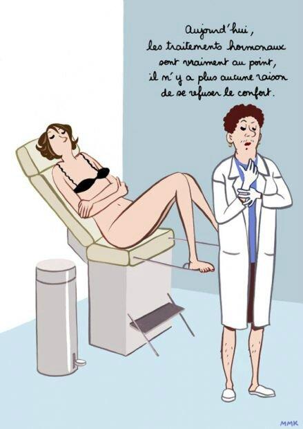 MMK illustration pour Gael gyneco