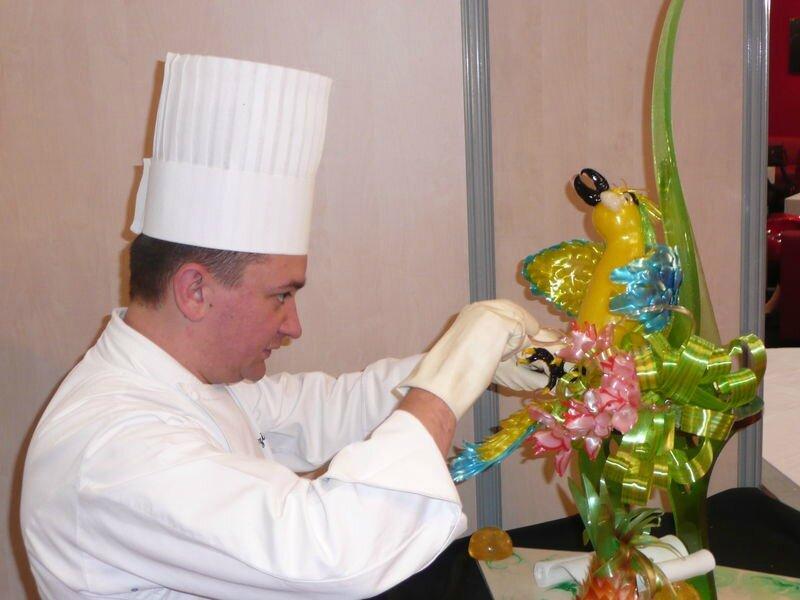 Salon du chocolat lille concours les g nies du chocolat for Academie de cuisine