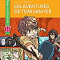 Les aventures de tom sawyer (manga)
