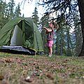 •● bulles de camping