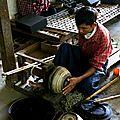 Atelier de laque - Bagan - Myanlar (Birmanie)