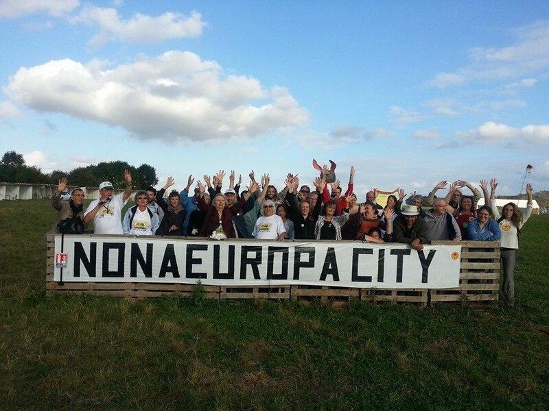 Non a europa city