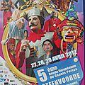 ronde européenne(5ème) des géants portés 29 avril 2012