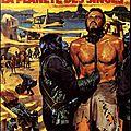 La planète des singes - 1968 (hégémonie simiesque)