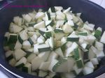 Crumble courgettes basilic pin 1