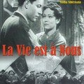 La Vie est  Nous de Jean Renoir - 1936