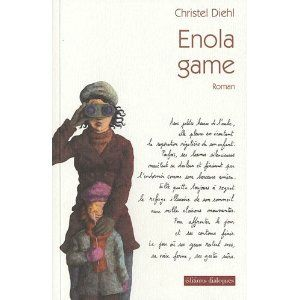 Enola game Christel Diehl Lectures de Liliba