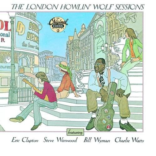 Quot The London Sessions Quot Howlin Wolf Rock Fever