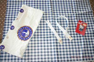 Tissu sac à dos