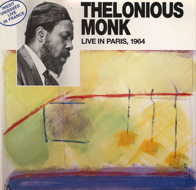 Thelonious Monk Two Hours With Thelonious