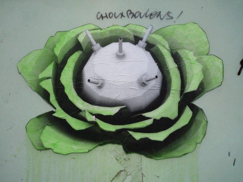 LUDO-Nature's revenge, rue des 3 couronnes 11e