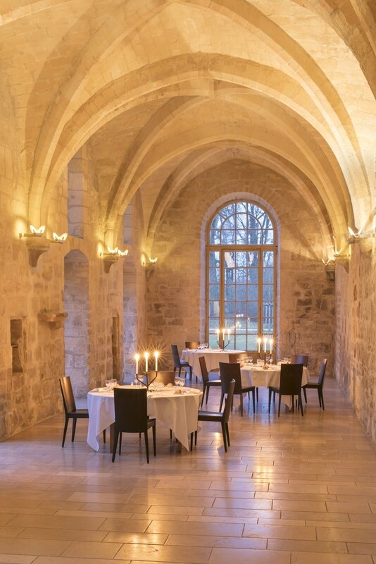 abbaye-royaumont-galerie-nord-diner-par-jeromegalland